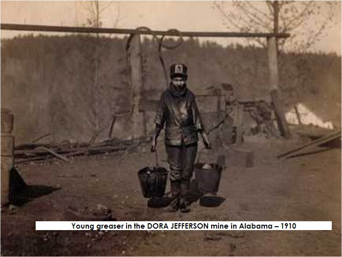 Mine photo Young greaser in the DORA JEFFERSON mine in Alabama – 1910.jpg