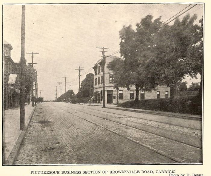 Carrick Brownsville Road, Craillo 1914.jpg