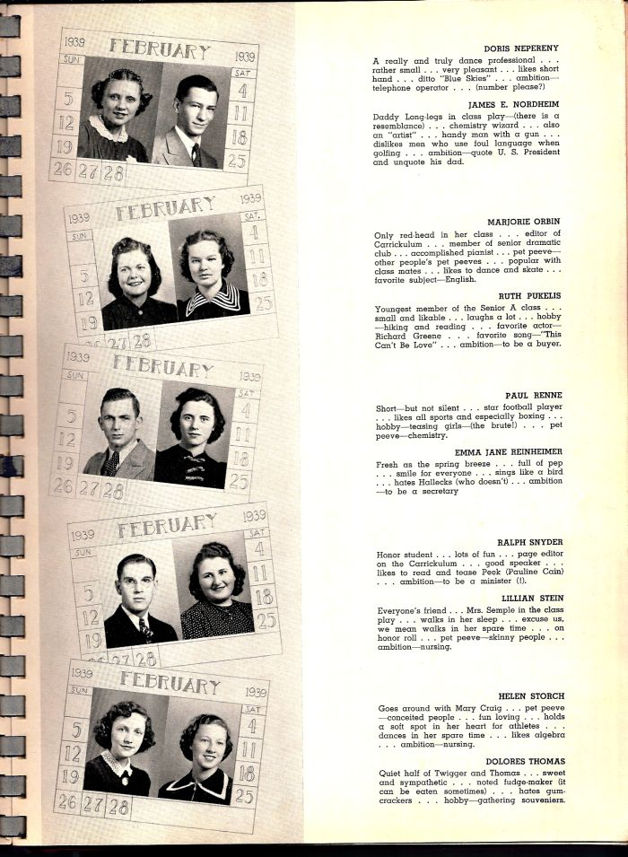 Carrick 1939 yearbook page 45.jpg