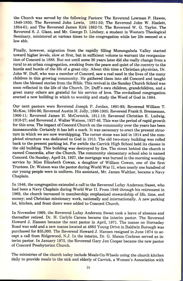 Concord Church 150th Anniversary 1831-1981 booklet page 15.jpg