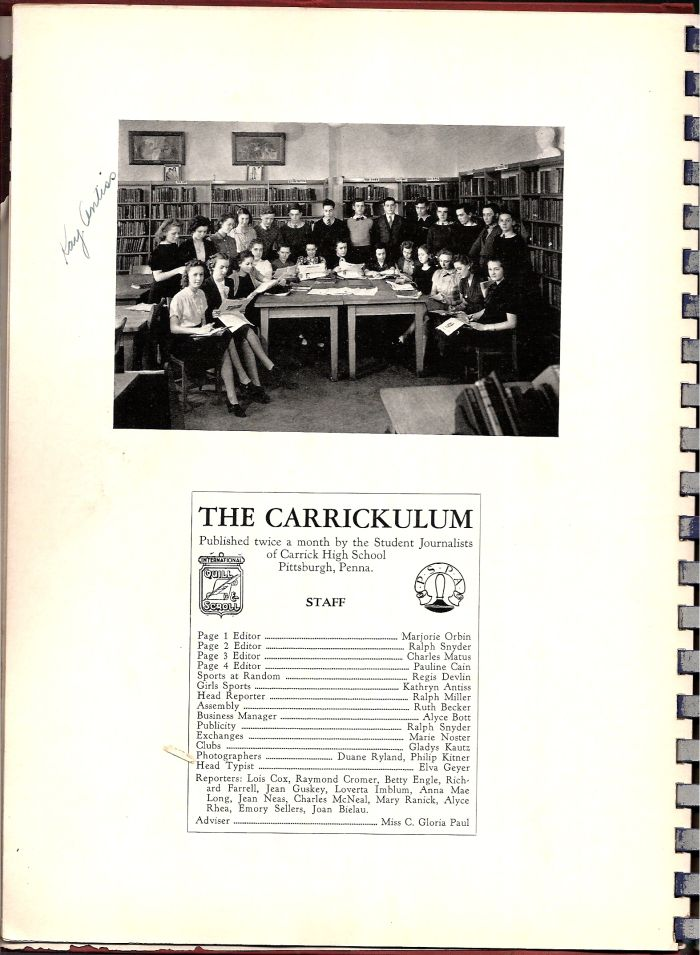 Carrick 1939 yearbook page 12.jpg