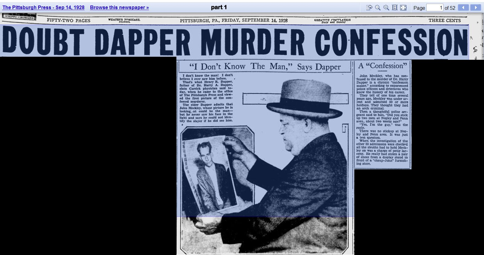 The Pittsburgh Press - Murder Confession Sept 14, 1928 page 1.jpg