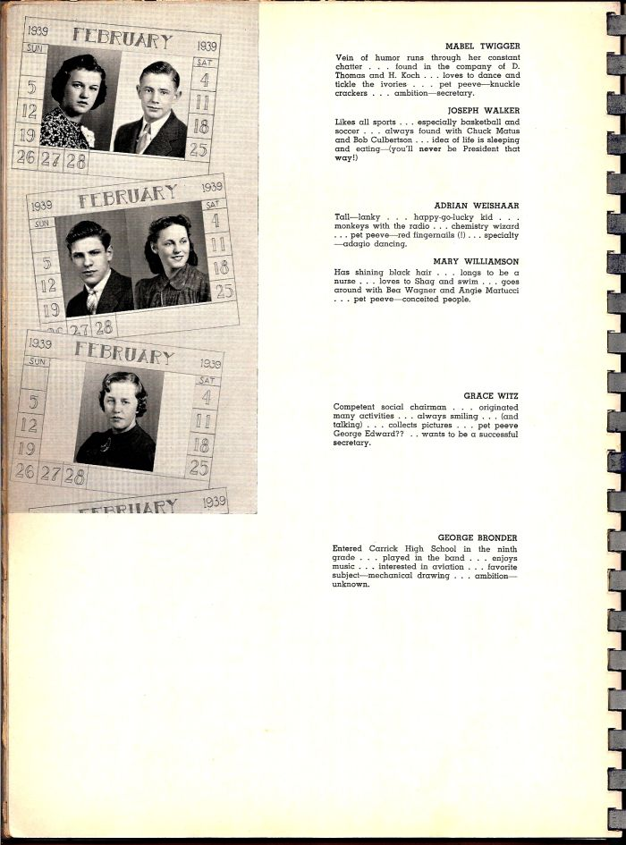 Carrick 1939 yearbook page 46.jpg