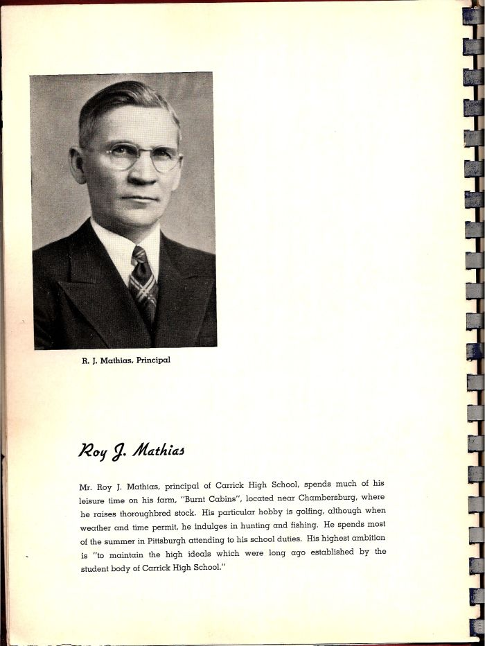 Carrick 1939 yearbook page 5.jpg