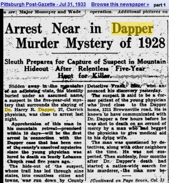 File:The Pittsburgh Post Gazette July 31, 1933 Part 1.jpg