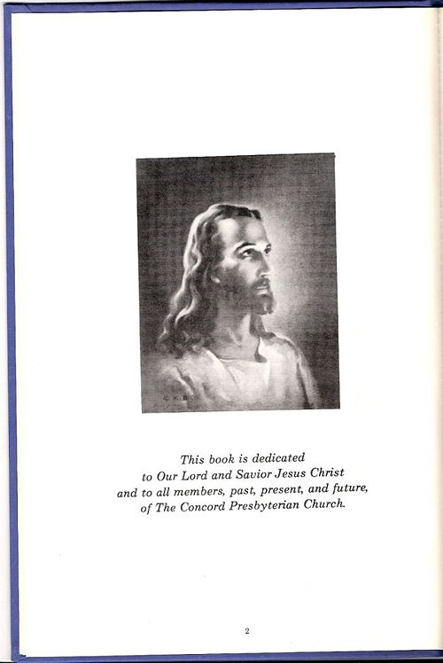 Concord Church 150th Anniversary 1831-1981 booklet page 2.jpg